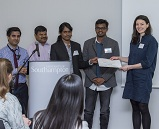 Chennai Students Take 3rd Place in UK-India Social Innovation Challenge 2017