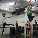 How Amiruddin Shah pirouetted his way from Mumbai's slums to the Royal Ballet School