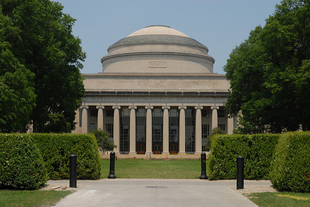 View of MIT