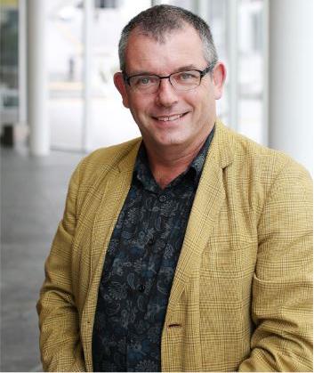 Dr. Dave Parry