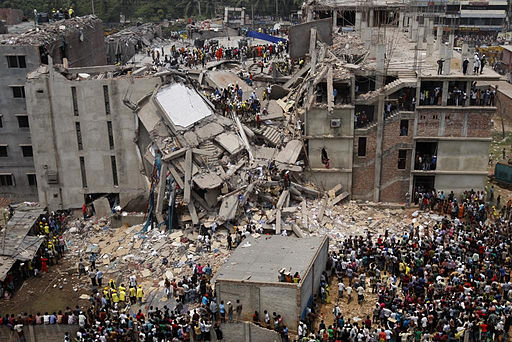 Savar Building collapse, Rana Plaza, Dhaka, Bangladesh