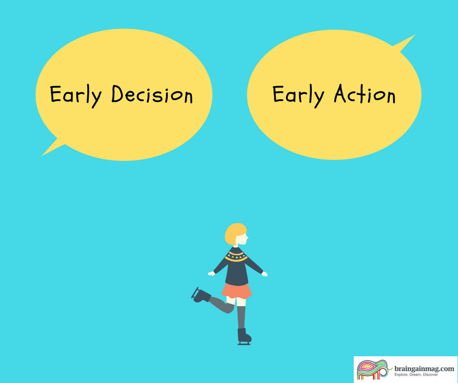 Early Action or Decision