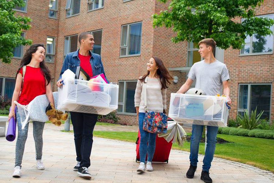 First-Year Students Can Do to Adapt to Campus Life