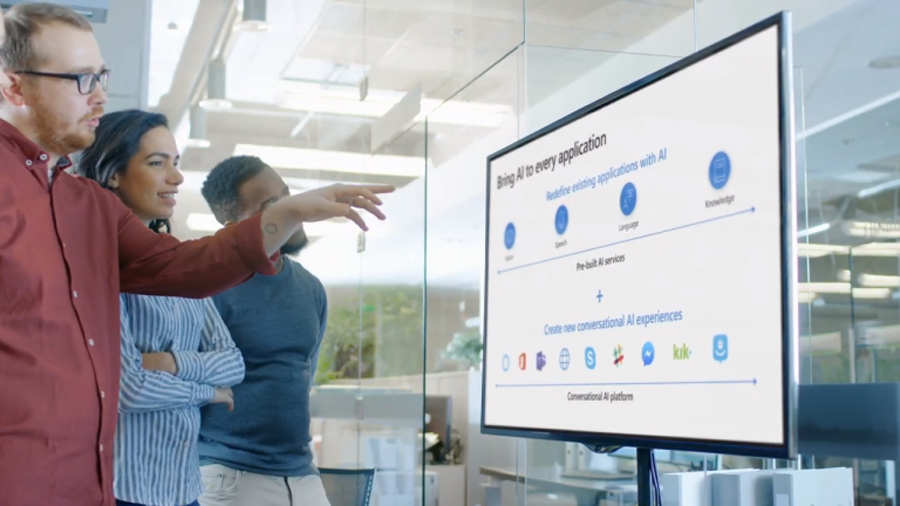 Get Smart on Artificial Intelligence with Microsoft