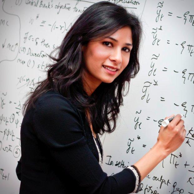Harvard Professor Gita Gopinath