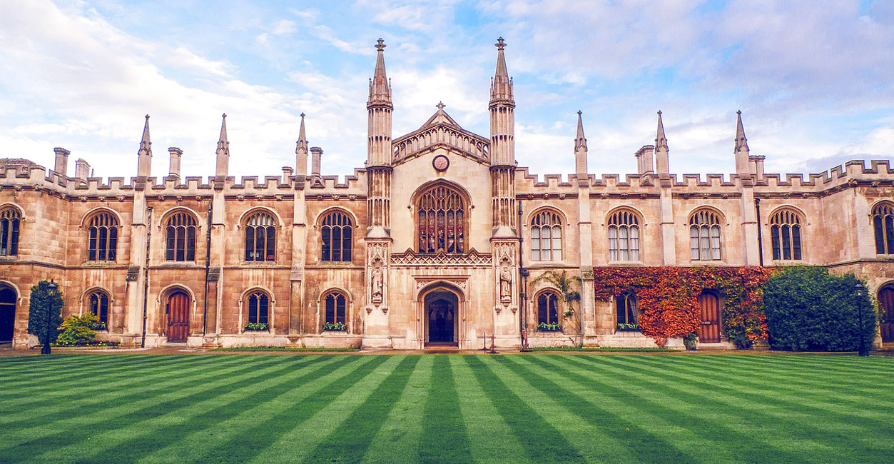 Leadership Programme on Global Challenges at Cambridge