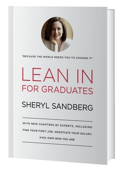 Cover of the book Lean In For Graduates by Sheryl Sandberg