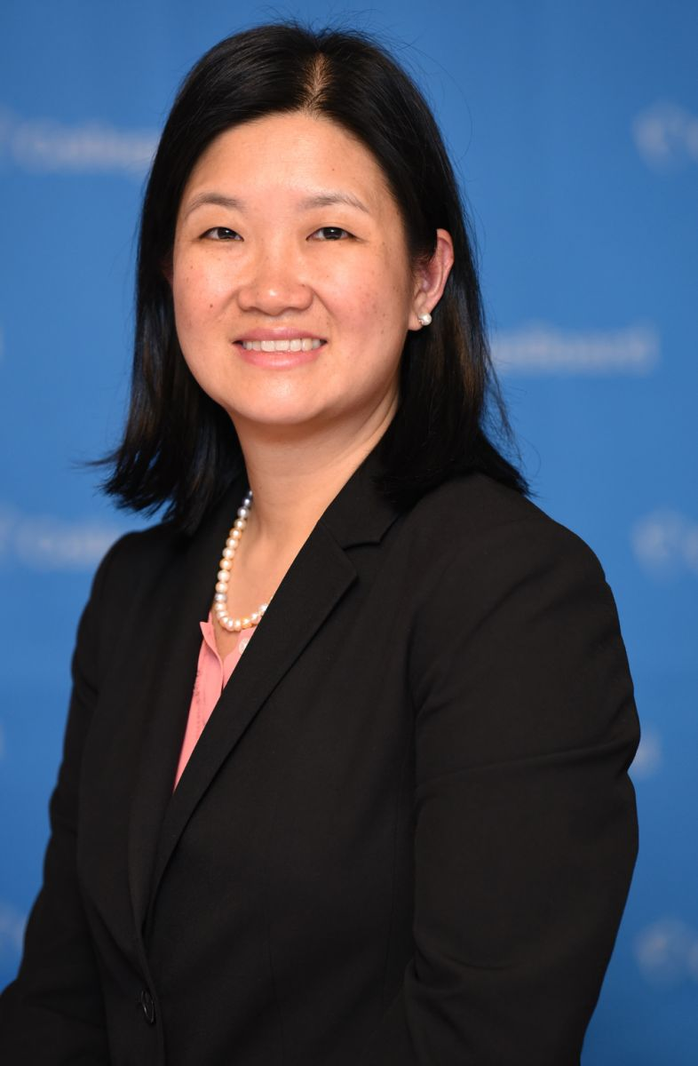 Linda Liu, Vice President, International, The College Board