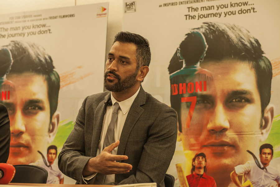 Captain Cool: 8 Questions with Mahendra Singh Dhoni