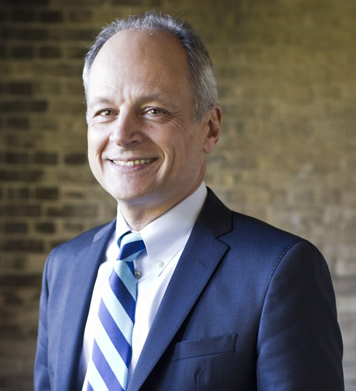 President Meric Gertler of University of Toronto