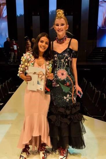 Nift Graduate Shreya Jain Bags People S Choice At The Id International Emerging Designer Awards
