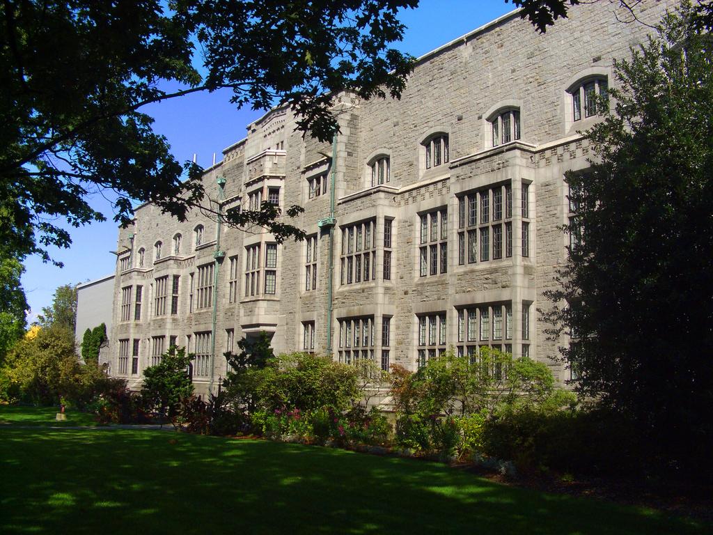 UBC Vancouver's hybrid graduate degrees