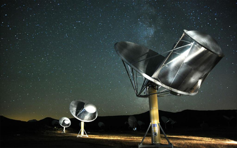 University of California, Berkeley: Berkeley SETI