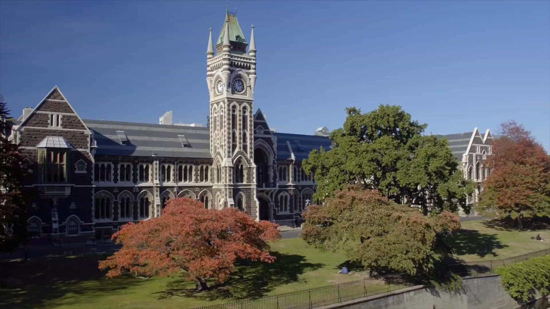 University of Otago, New Zealand