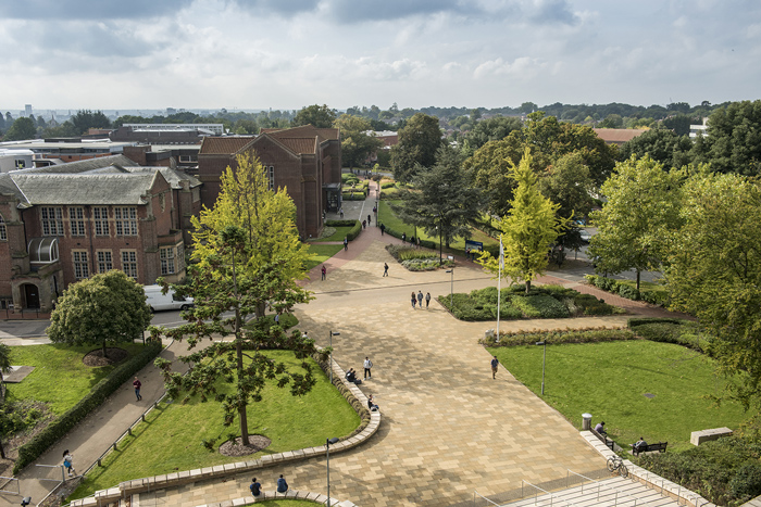 University of Southampton campus