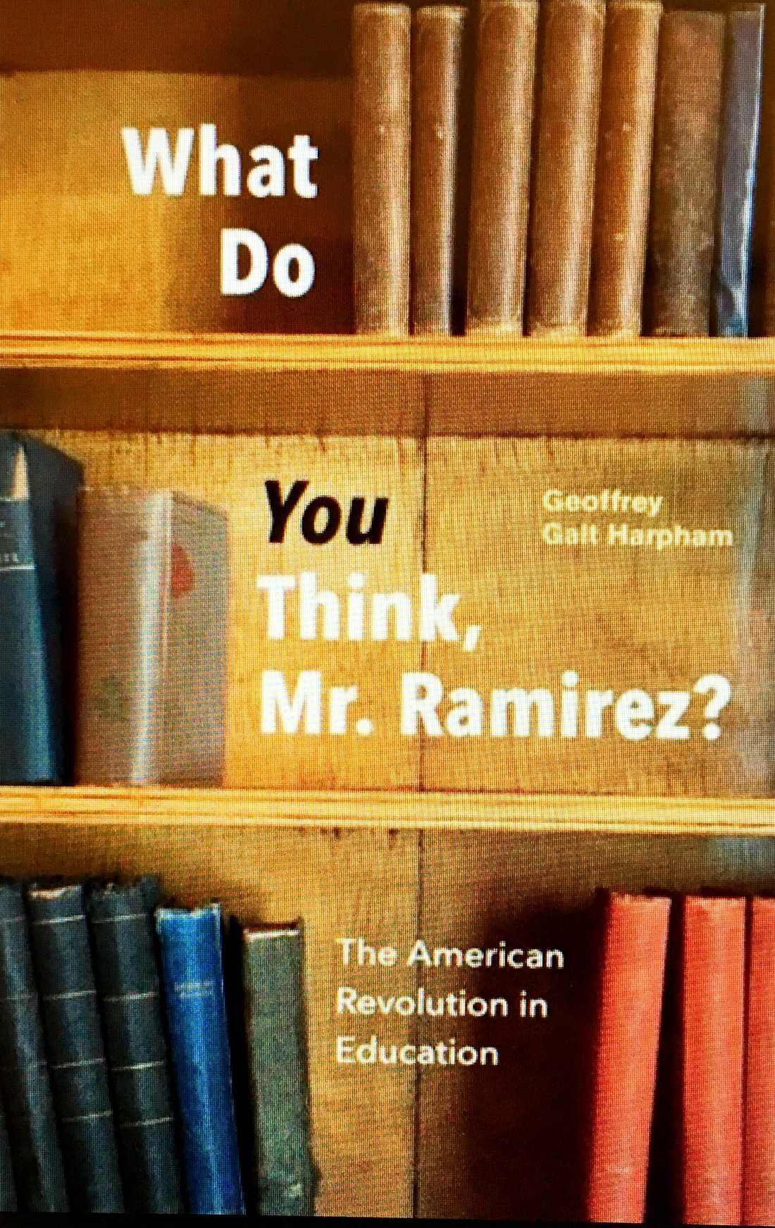 What Do You Think, Mr. Ramirez?