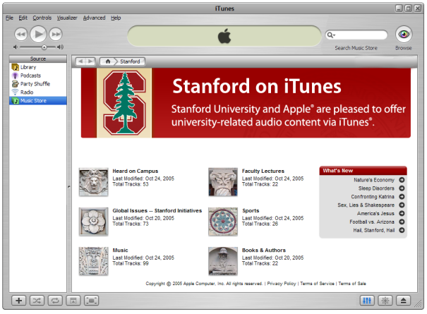Jump online to join Stanford's free Apple App Creation Course