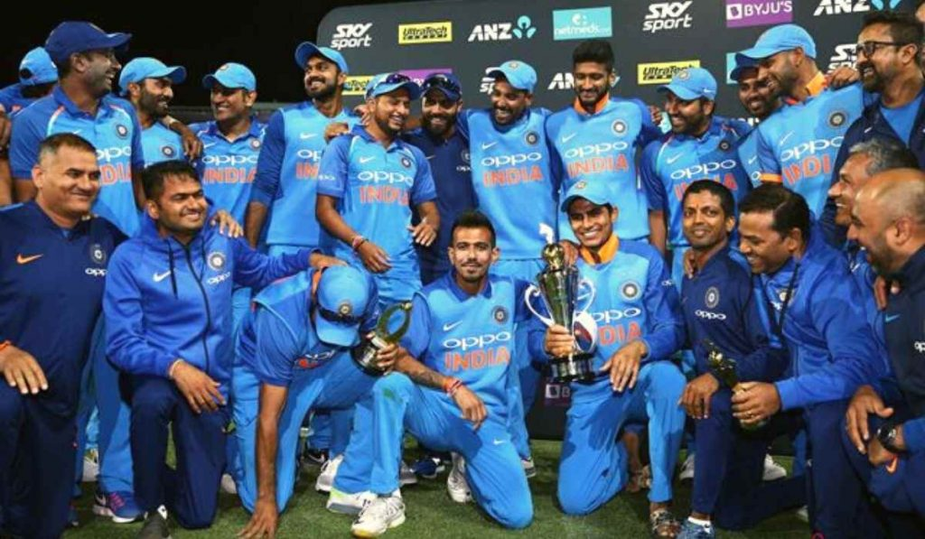 4 Times when India lost ODI series but won the T20 series on a tour