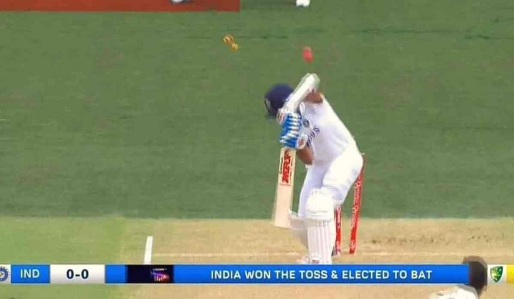 AUS vs IND 1st Test : Prithvi Shaw gets out for a duck, Twitter trolls the youngster hilariously
