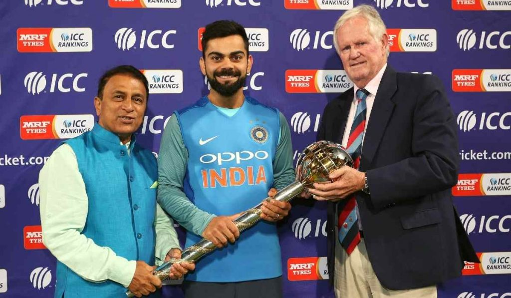 ICC announces Awards of the decade ; Virat Kohli wins 3 out of 5 awards