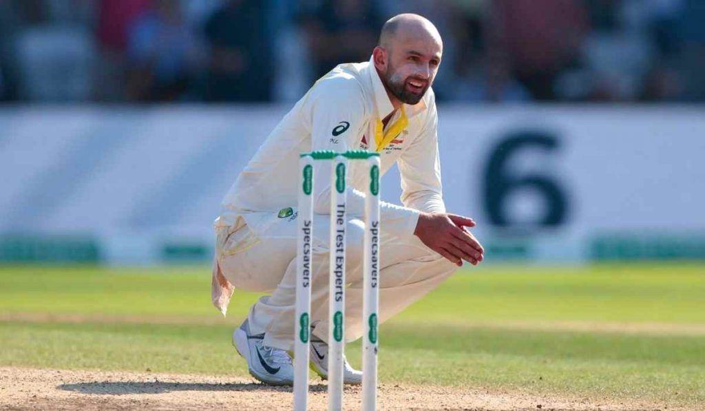 Stop complaining and move on - Nathan Lyon's message to the Indian cricketers