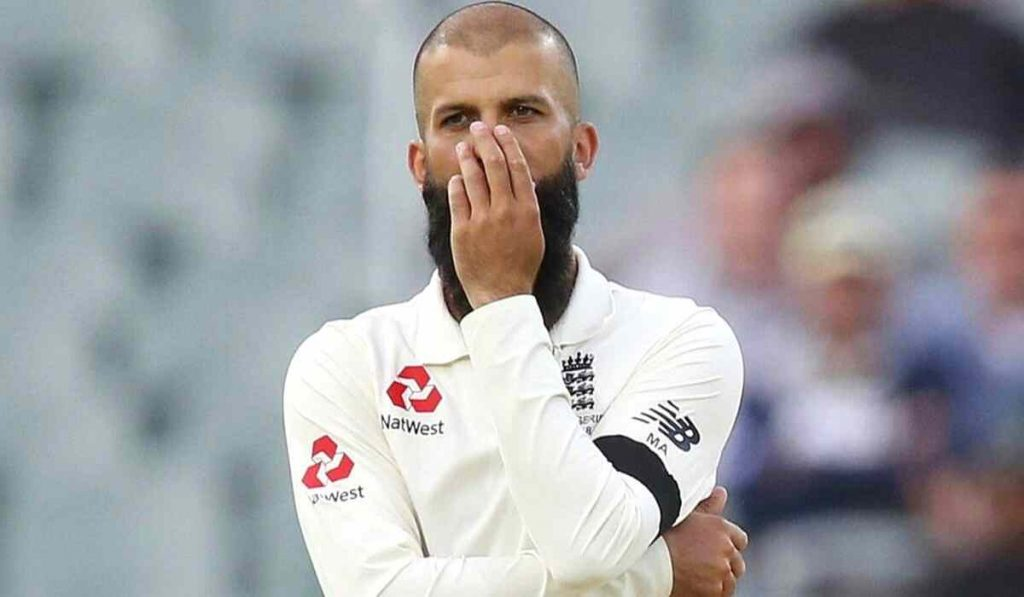 Moeen Ali Tested positive for COVID-19, Kept in isolation