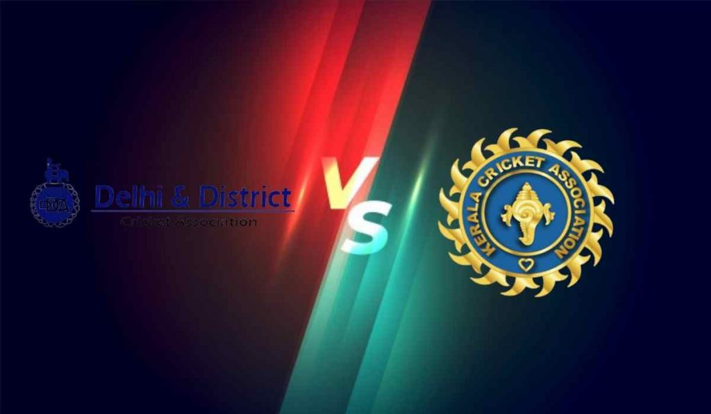 DEL vs KER Dream11 Team Prediction, Delhi vs Kerala 15 Jan Match Prediction, Fantasy Cricket Tips