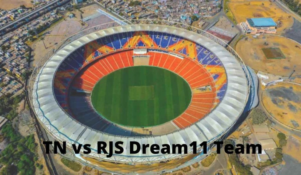 TN vs RJS Dream11 Team