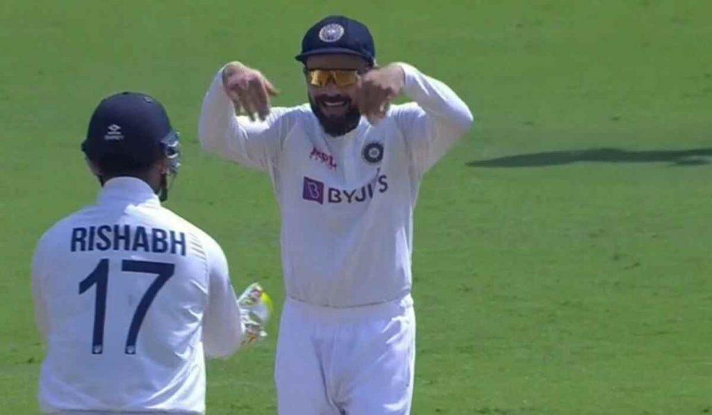 IND vs ENG : Twitter lauds Kohli's captaincy as his decision helped India get Lawrence before Lunch