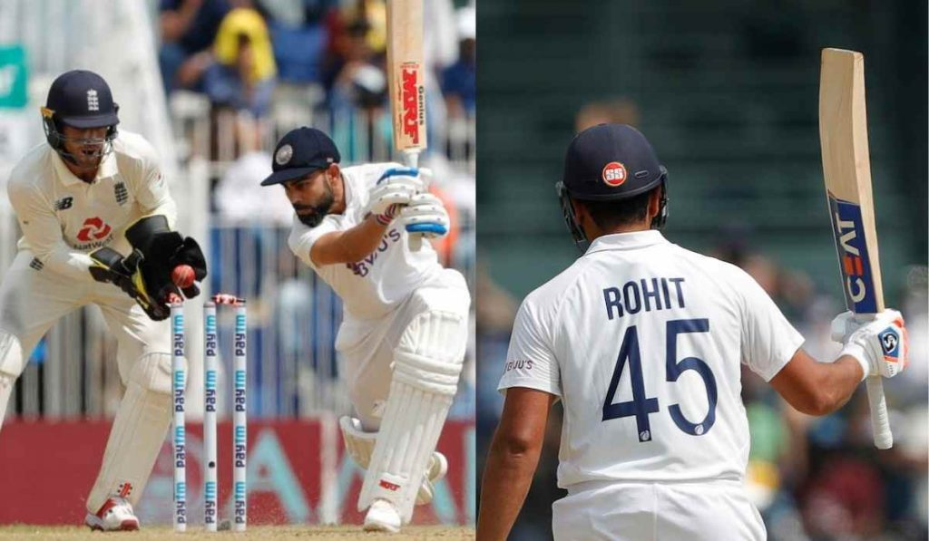 Rohit Sharma was born to bat Virat Kohli duck