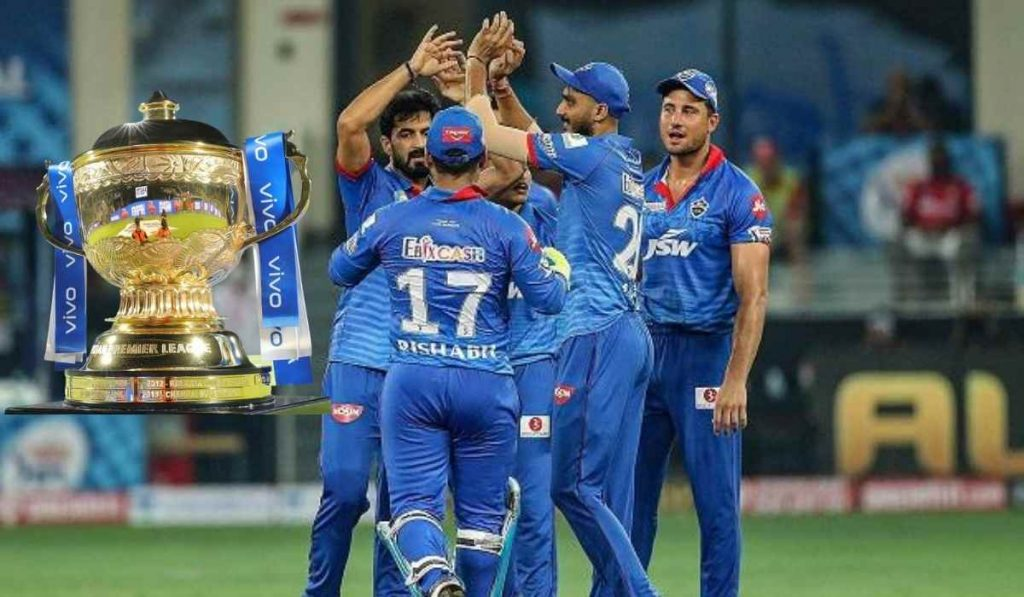 IPL 2021 : Ideal Playing 11 of Delhi Capitals (DC)