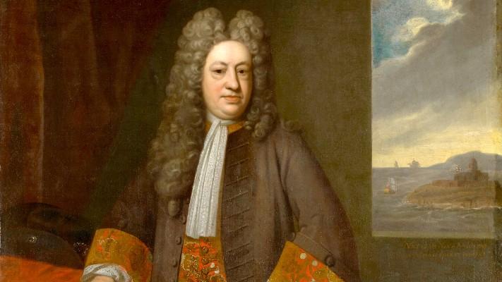 Elihu Yale, President of Fort St. George