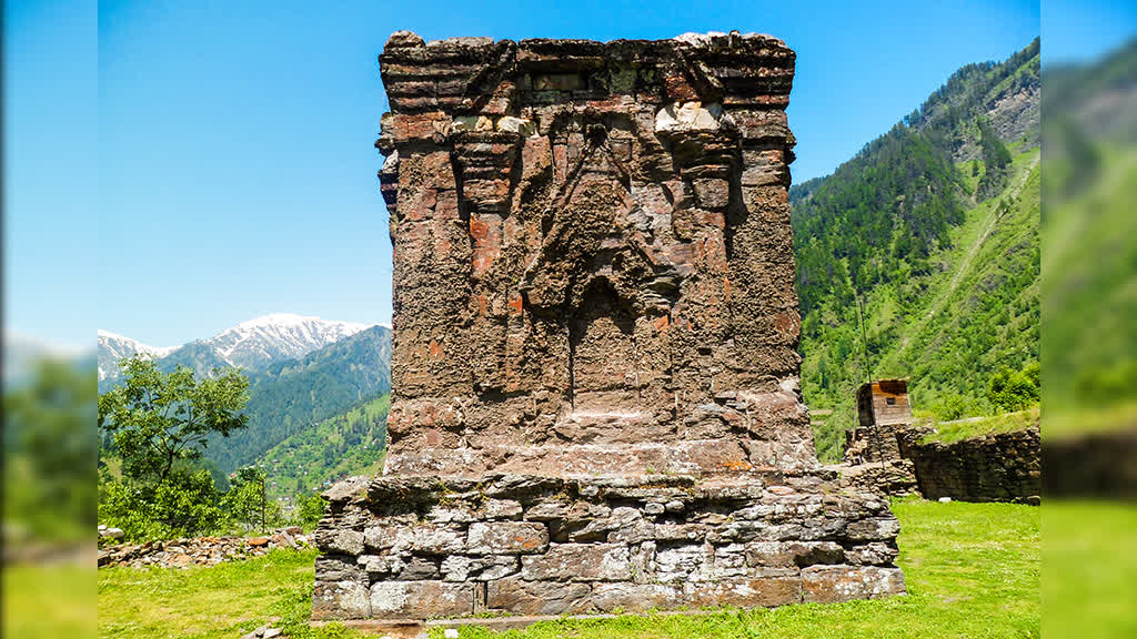 The Lost Temple of Sharada
