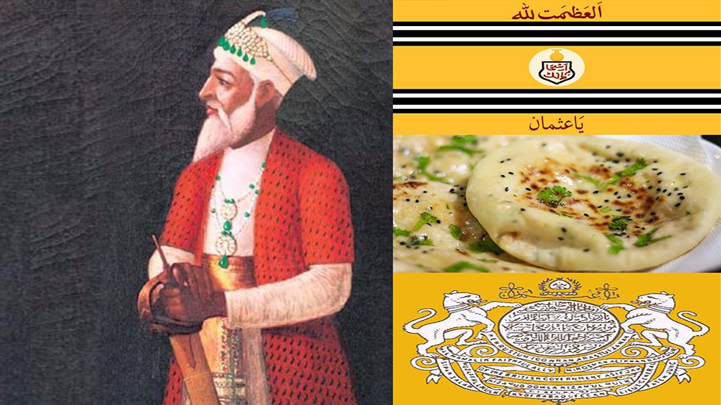 Food for Thought: Kulcha on the Flag!