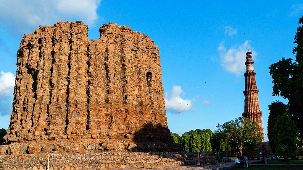 Alai Minar: The Incomplete 'Tower of Victory'