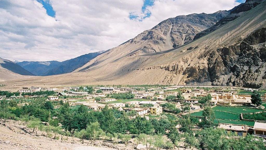 The Ajanta of the Himalayas