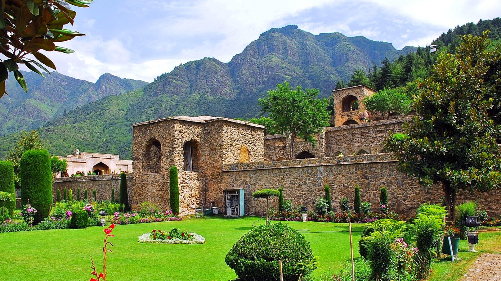 Pari Mahal: The Palace of Fairies