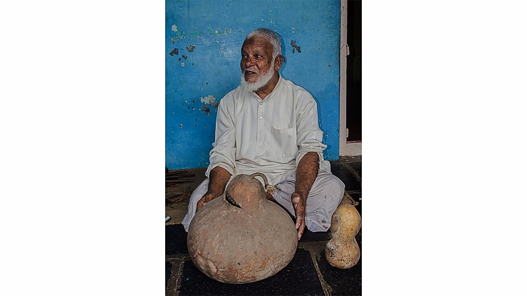The tanpuras are carefully crafted by skilled craftsmen   Ameya Marathe
