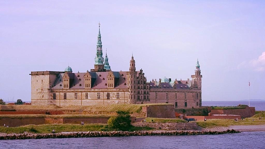Fort Kronborg in Denmark