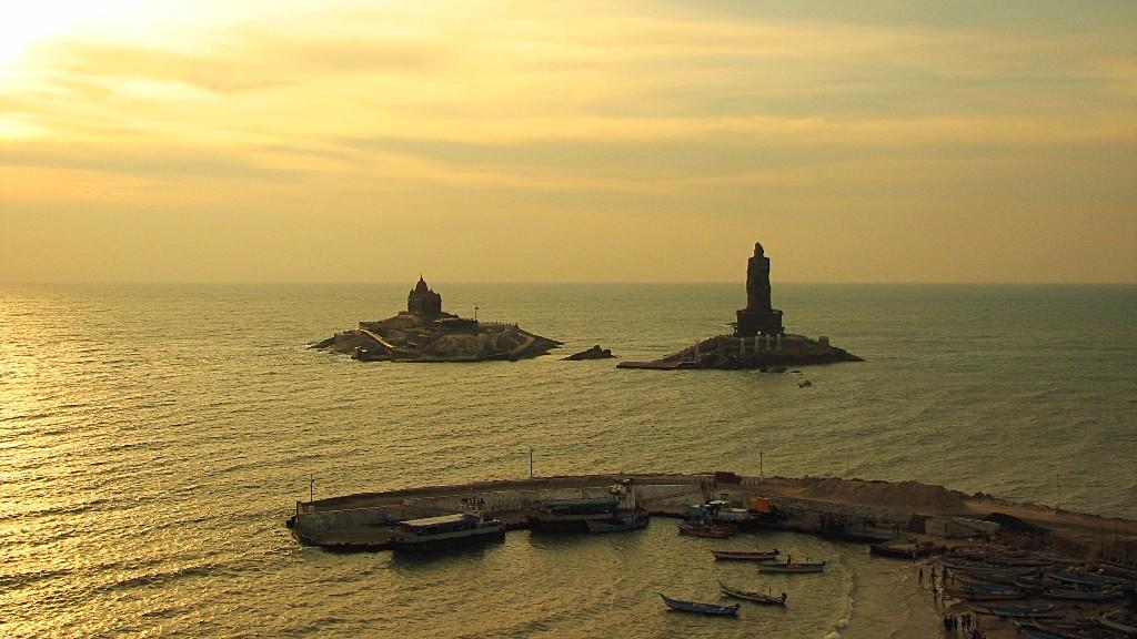 Vivekananda Rock: The Breaking Point