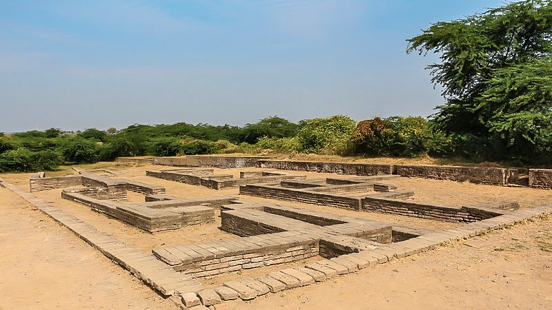 Ruins of Lower town, Lothal