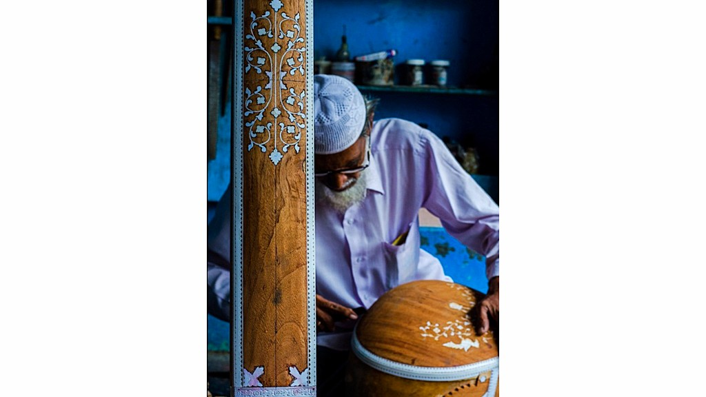 The tradition of making musical instruments in Miraj started in 1850   Ameya Marathe