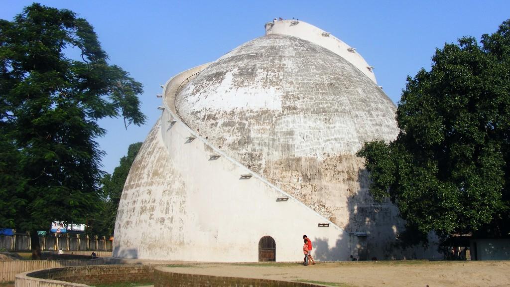 Patna's Egg Shaped Wonder