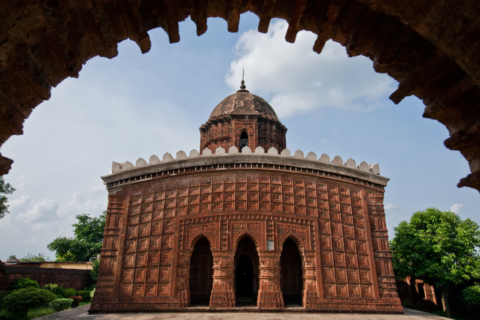 Bishnupur: Temples of the Earth