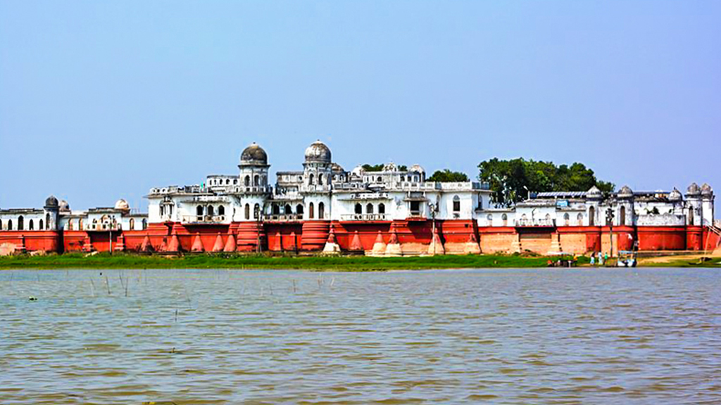 Neer Mahal: The Palace on the Vanishing Lake