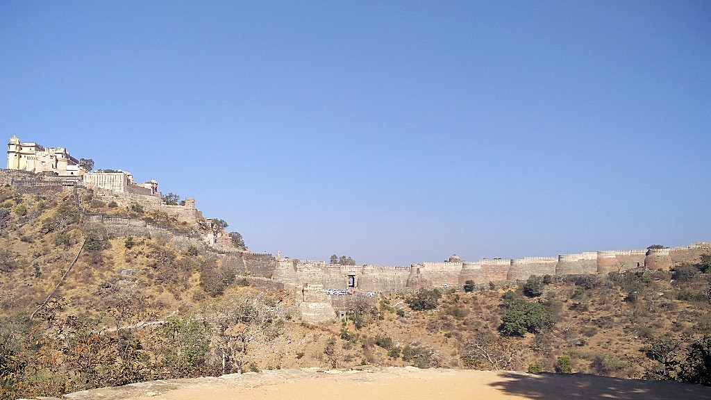 The Kumbhalgarh fort is protected by the longest fort wall in the world | LHI Team