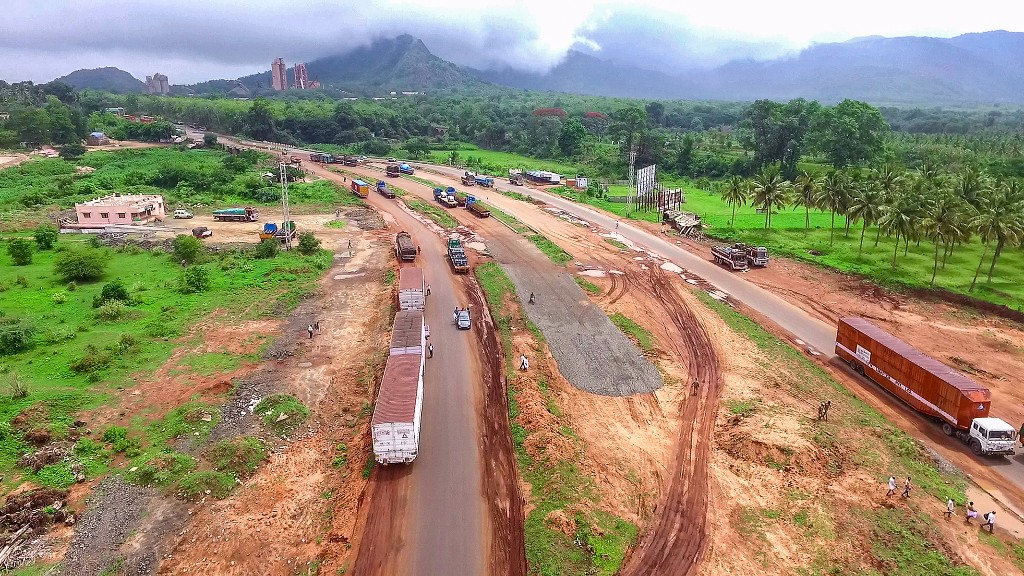 The Palakkad Gap in present times