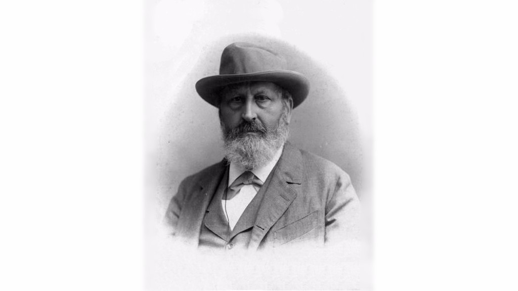 Eduard Suess, Geologist