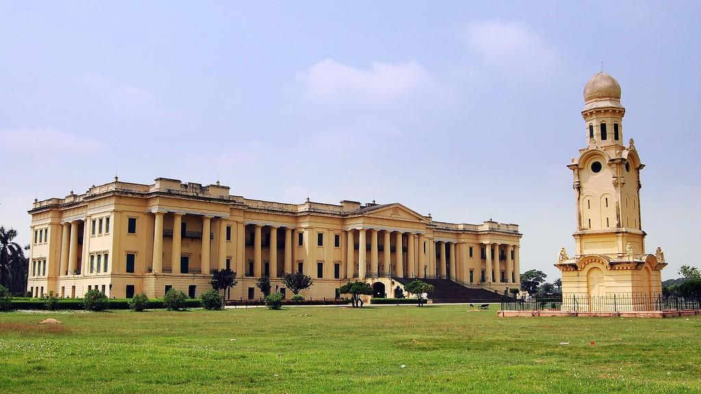 The palace of thousand doors