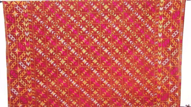 Phulkari: Woven into Tradition